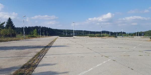 Wander- und Loipenparkplatz