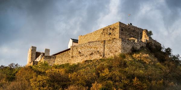 Castle of Csókakő