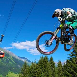 Freeride-Piste Klosters
