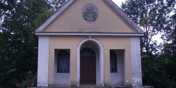 Mausoleum der Familie  v.  Eyb