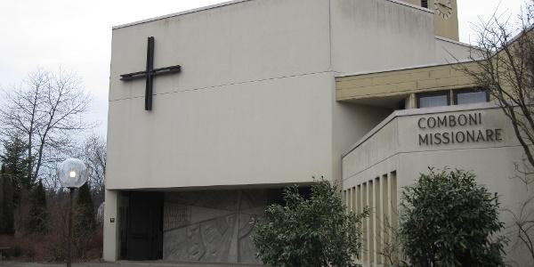 Comboni- Kloster