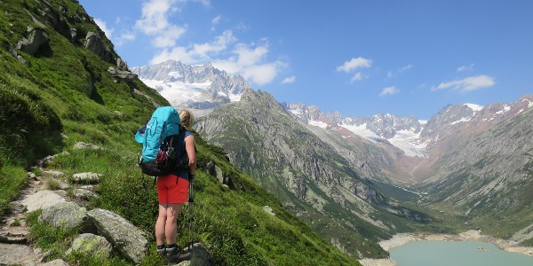 Eines der schönsten Täler der Alpen: Die Göscheneralp