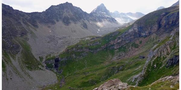 Bergtour Kandersteg - Lötschenpass - Hockenhorn
