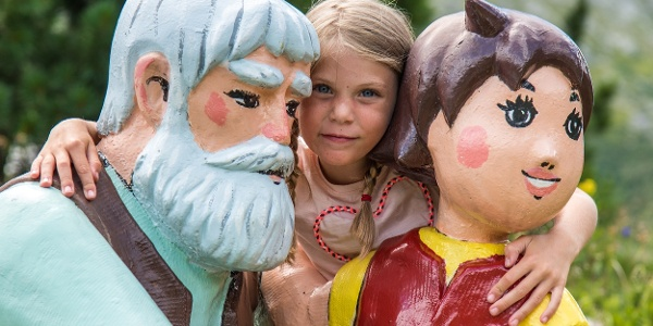 """Kindererlebnispark """"Heidi-Alm"""""""