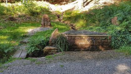 der Roßbrunnen