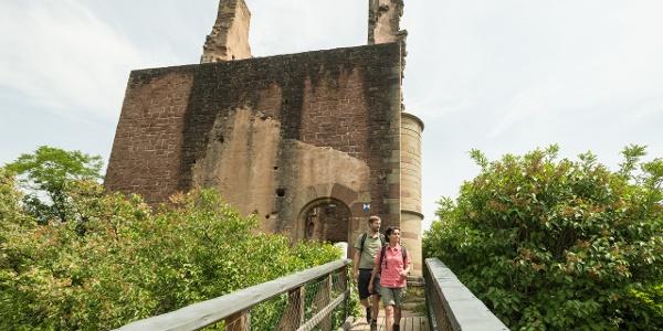Burg Ramstein bei Kordel