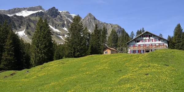 Alpengasthof Edelweiß