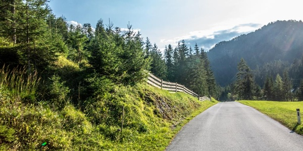 am Weg nach Hopfgarten
