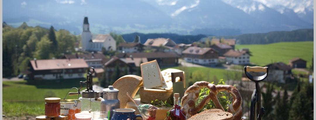 Ofterschwang - Gutes vom Dorf