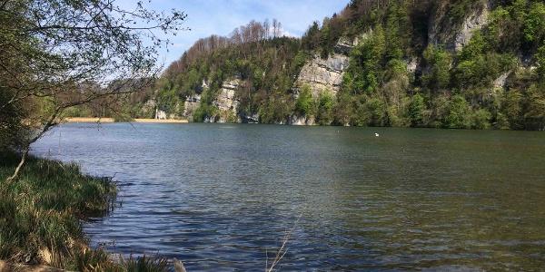 Seenrundfahrt, Wichelsee