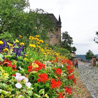 Marburg, Schlossgarten