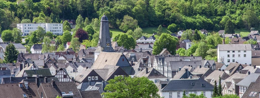 Altstadt Laasphe