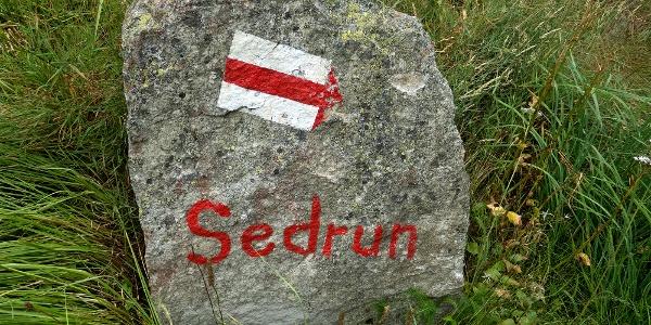 Nicht mehr weit bis Sedrun.
