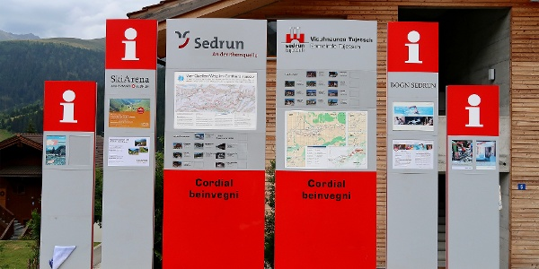 Disentis Sedrun Tourismus.