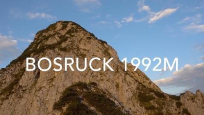 BOSRUCK 1992m Wildfrauensteig