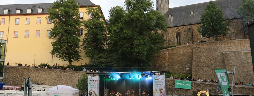 Stadtfest in Siegen