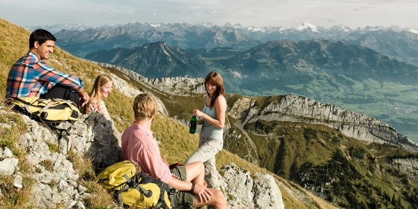 Obwaldner Höhenweg - Etappe 1