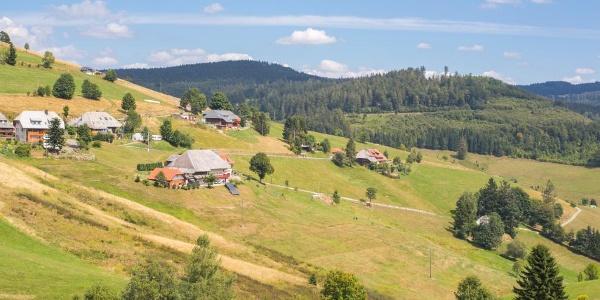 Muggenbrunn - Obere Häuser