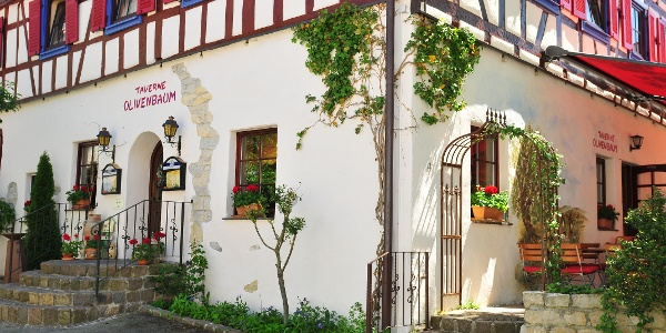 Taverne Olivenbaum