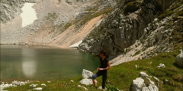 The Kriška jezera lakes