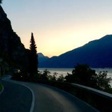 Foto von Rennrad: Rund um den Gardasee im Uhrzeitgesinn          • Gardasee (29.08.2018 12:40:49 #2)