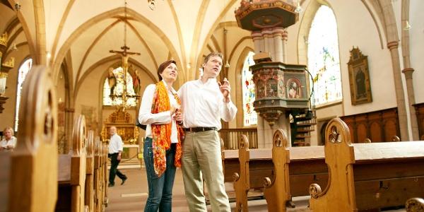 St. Martini-Kirche Stadthagen Kanzel
