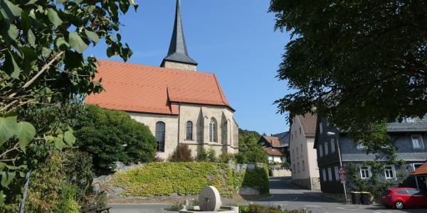 KIrche in Seidmannsdorf