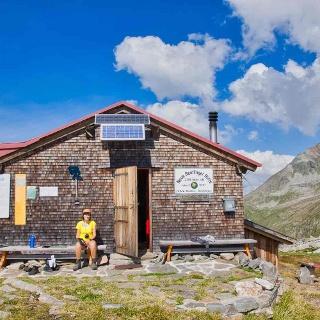 Neue Reutlinger Hütte