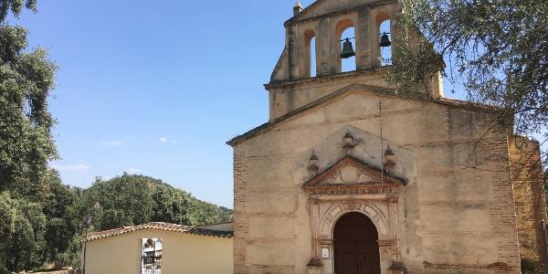 Nuestra Señora de la Espeanza Church in Corterrangel.