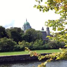 Die Kathedrale von Galway