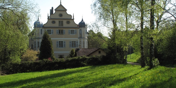 Schloss Liebenstein Jebenhausen - Copyright by Berthold Hänssler