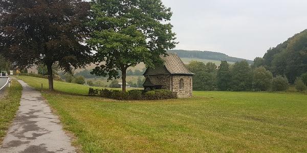 Nothelferkapelle bei Grevenstein