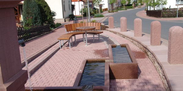 Ortsbrunnen Hettigenbeuern