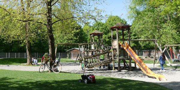 Spielplatz ZfP-Gelände