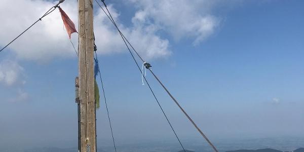 Gipfelkreuz Klammspitz