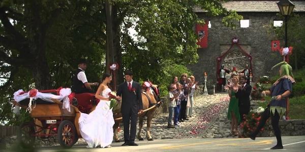 Promocijski video Blejskega gradu