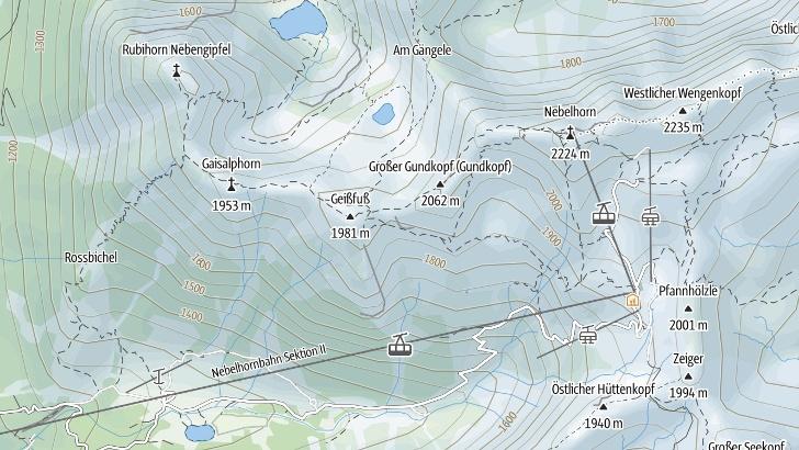 Die OpenStreetMap Karte