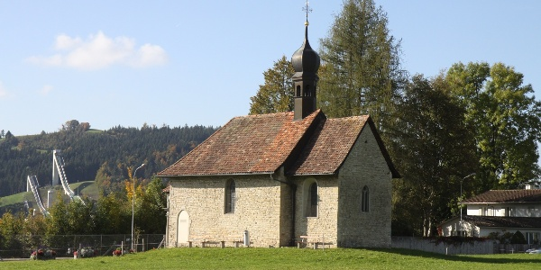 St. Gangulf Kapelle