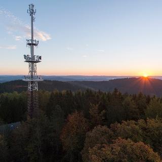 Der Kindelsbergturm in Kreuztal