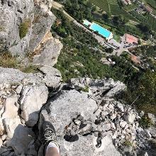 Klettersteig Colodri Arco