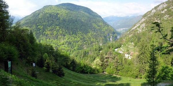 Passeggiata del Rio Bianco