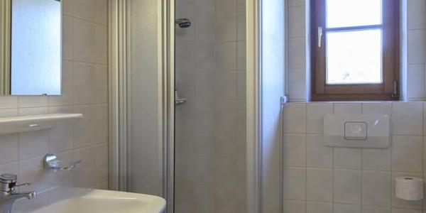 Dusche - WC