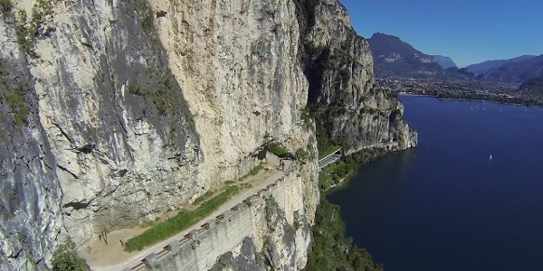 The old Ponale road: a must-do in Garda Trentino