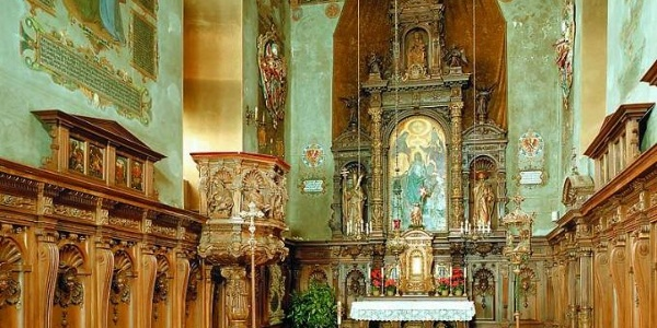 Schloss Heiligenberg Schlosskapelle