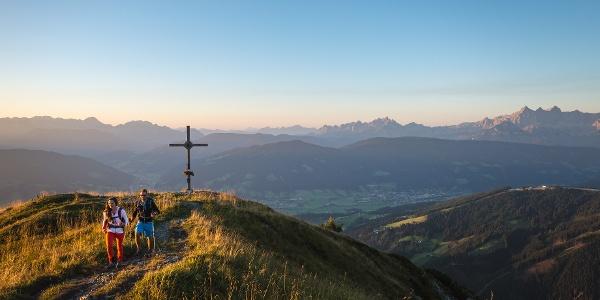 Gipfel Lackenkogel