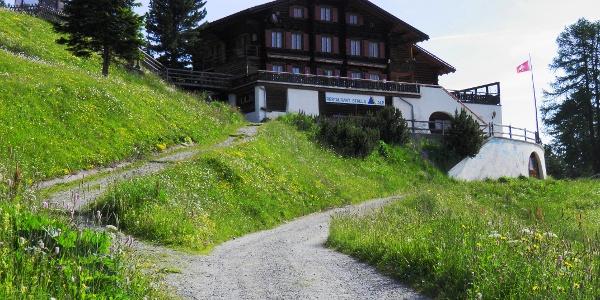 Bergrestaurant Strela Alp