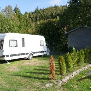 Wohnmobilstellplatz Camping Bad Laasphe