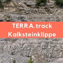 TERRA track Kalksteinklippe