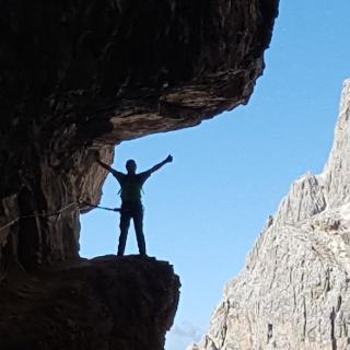 die wohl berühmteste Stelle im Alpini