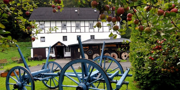 Wassermühle Nenkersdorf